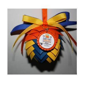 SPECIAL ORDER for LISA ORANGE BOWL MOUNTAINEERS for ACCESORIZMECRAFTY