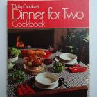 1973 Betty Crockers Cookbook Dinner for Two