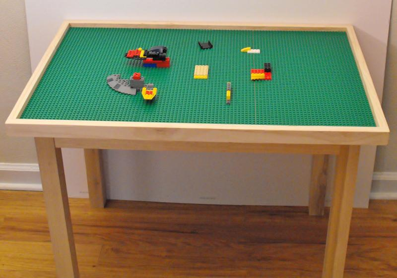 Extra Large Lego compatible table