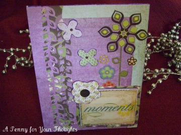 Moments Handmade All Occasion Card