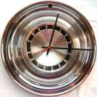 1963 Chrysler Newport Hubcap Clock