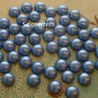 #62- half pearl 16mm-50 pieces