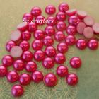 #69- half pearl 16mm-50 pieces