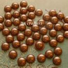 #49- half pearl 16mm-50 pieces