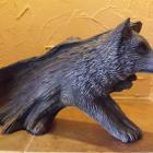 R-C-WSL-01 Wolf Spirit from Log