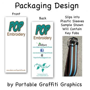 Custom Packaging Design 2-sided