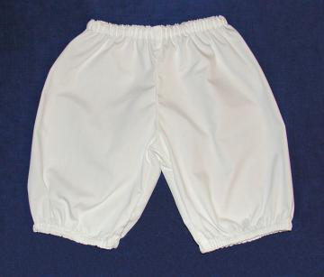 Babies White Britches