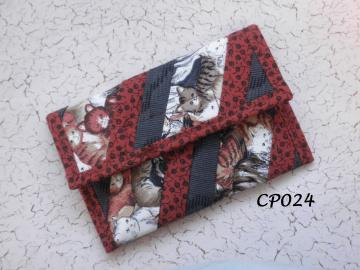 Quilted Coin Purse (CP024)