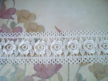 1 Yard Of  2&quot; Venise Lace Ivory # IV-07