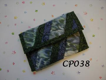 Quilted Coin Purse (CP038)