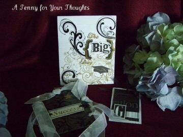 The Big Day Handmade Gift Set for Graduate