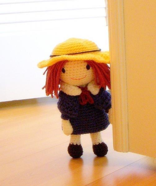 Amigurumi Girl Tutorial : #