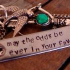 Inspired May The Odds Be Ever In Your Favor Necklace