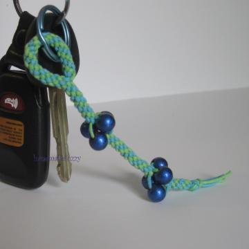key chain in knots 