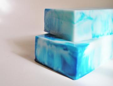 Cool Water for Men type – Handmade Shea Butter Vegan Soap by Soap That Makes Scents on Zibbet
