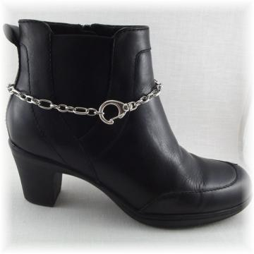 Large Clasp Boot Jewelry