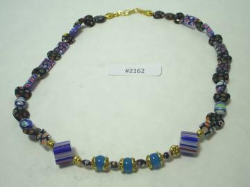 Topaz Blue Necklace Metaphysical develops psychic abilities