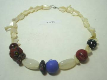 Shell Necklace Metaphysical It helps to enhance mental clarity