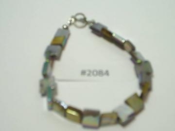 Shell Bracelet Metaphysical stimulates intuition