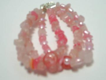 Rose Quartz Bracelet Metaphysical Love
