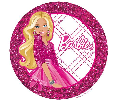 Edible Barbie Cupcake Toppers http://www.zibbet.com/SweetnTreats/artwork?artworkId=823039