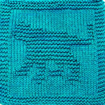 Knitting Cloth Pattern - PUMA - PDF