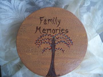 Family Memories Box