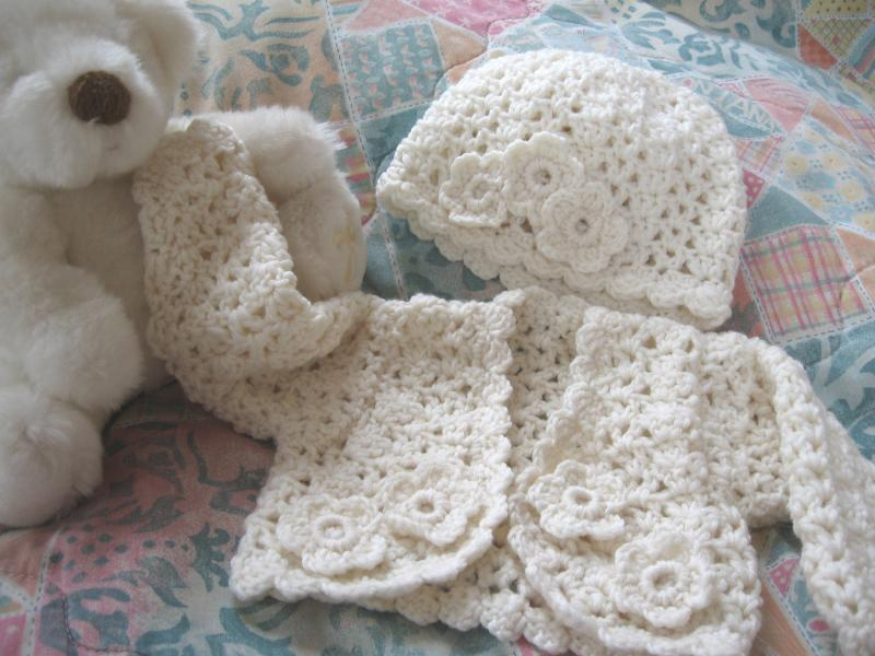 Crocheting For Babies : baby crochet sets fun4all