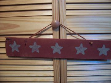 Primitive Five Star Sign