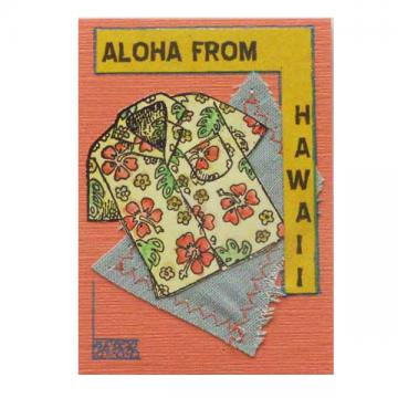 Hawaiian Theme ACEO