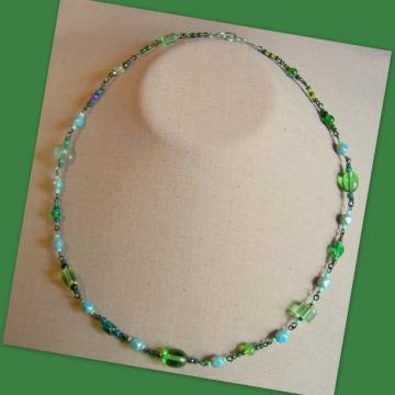 Emerald Fiesta Necklace