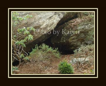 Natural Cave 5 x 7 Original Photograph, other sizes available