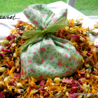 Botanical Flower Sachet ~ Small