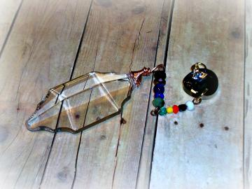 RESERVED - Sailor Senshi - Suncatcher - Sailor Moon Collection - OOAK