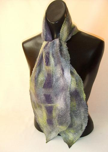 Nuno Felt Scarf BOHEMIAN new for Fall