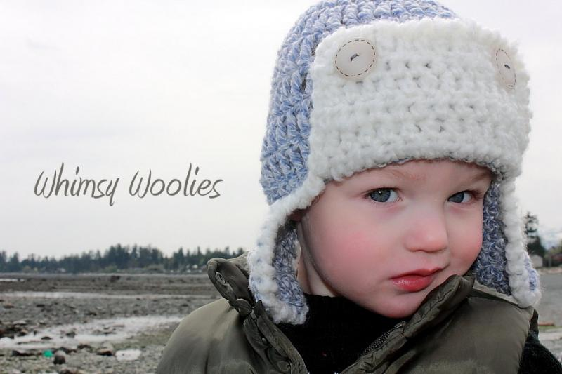 Free Crochet Toddler Aviator Hat Pattern Dancox For