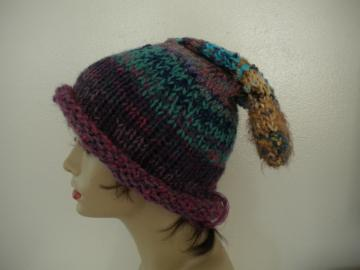 Pixie Stocking Hat