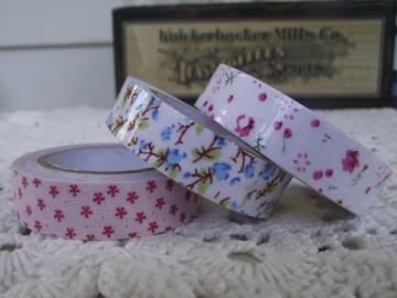 Decorative Fabric Tape, 015