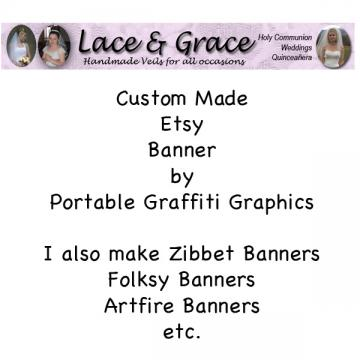 Etsy Banners I Have Made