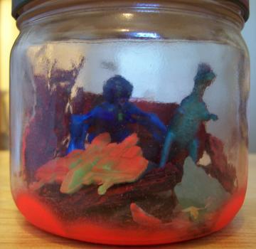 Alien Landscape in a Jar - Alzoonia