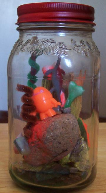 Alien Landscapes in a Jar - Extorpia