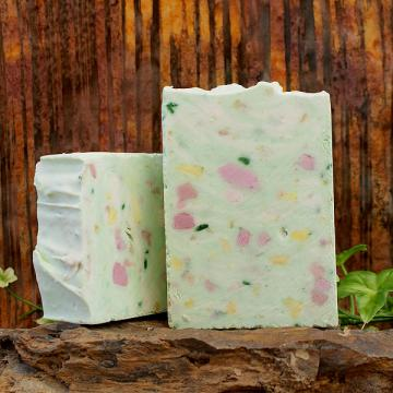 SQUEEZE ME IN Vegan Buoy Bar Handcrafted Soap by Artisoap