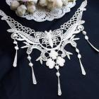 20cmx22cm venise applique trim 1pcs item no 11117