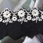 5.5cm cotton lace trim 1 yard item no 11175