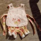 Baby Bird Jumper Set Newborn Size