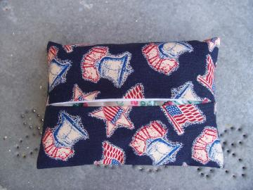 Patriotic Tissue Holder