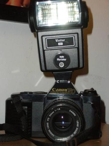 Vintage Camera