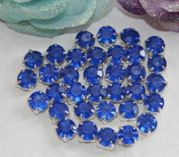 50pcs 6mm Acrylic Rhinestones item no 11703