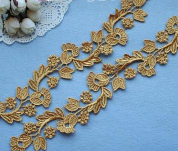 26cmx4.5cm venise applique trim 2pcs item no 11097(b)