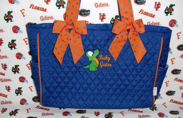 Baby Gator Diaper Bag